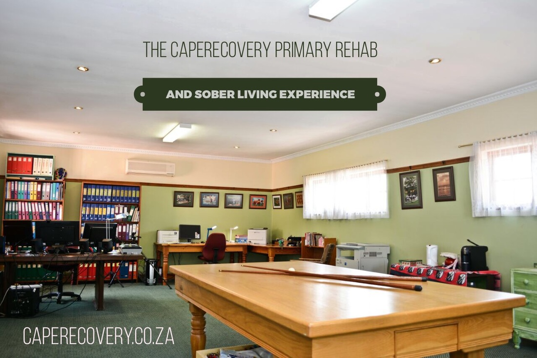 Sober Living Cape Town, Cape Town Sober Living House, Sober Living House Cape Town